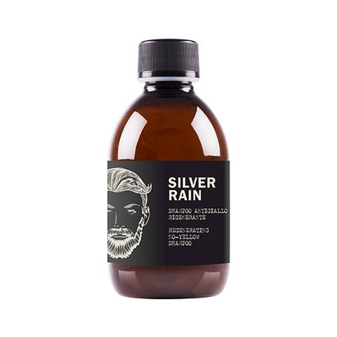 Dear Beard SILVER RAIN Regenerating No-yellow Shampoo - Регенерирующий шампунь для нейтрализации желтизны волос