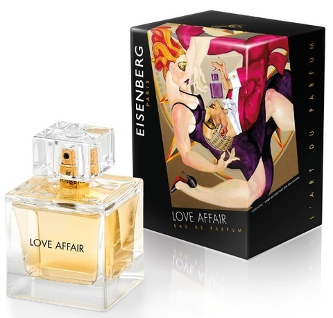 EISENBERG Love Affair lady 100ml edp