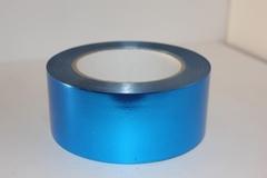 Лента металл (5см*50ярд) синий