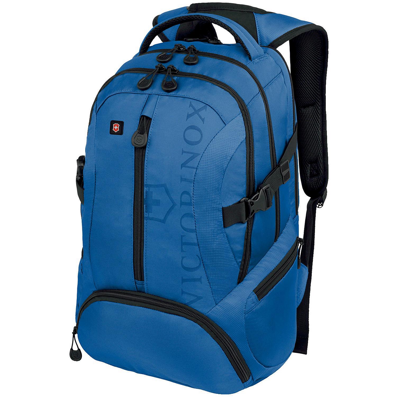 Рюкзак Victorinox VX Sport Scout 16'', голубой, полиэстер 900D, 34x27x46 , 26 л