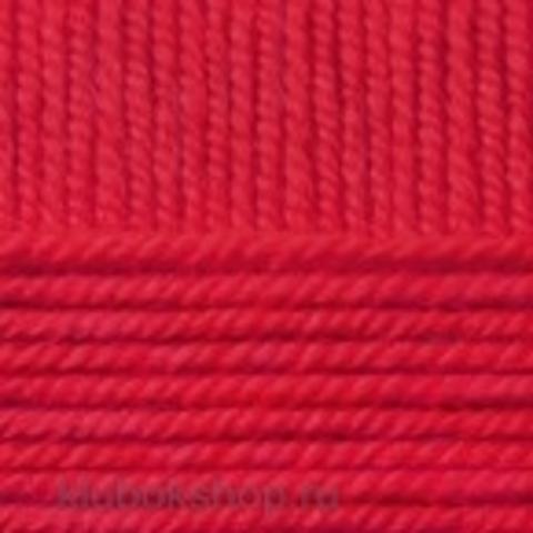 Пряжа Зимний вариант (Пехорка) 06 Красный - купить в интернет-магазине недорого klubokshop.ru