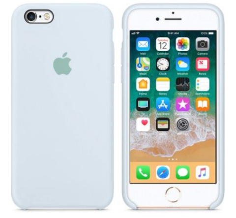 iPhone 6/6s Silicone Case  Sky blue