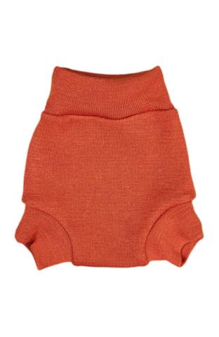 Двухслойные пеленальные штанишки (Терракот, S)