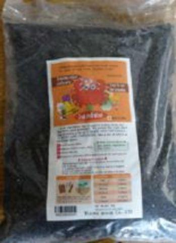 Японские органические удобрения в виде гранул