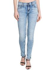 GJN010918 джинсы для девочек, айс
