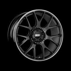 Диск колесный BBS CH-R 9x18 5x120 ET44 CB82.0 satin black