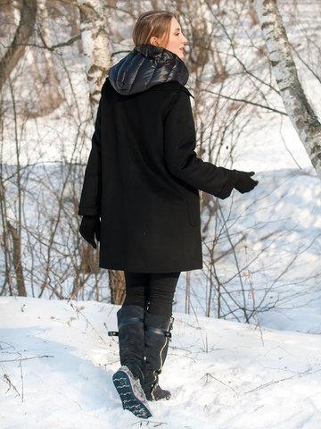 Joutsen пальто Fiona+Lee черное