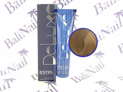 ESTEL De Luxe, 9/0 Краска-уход, блондин