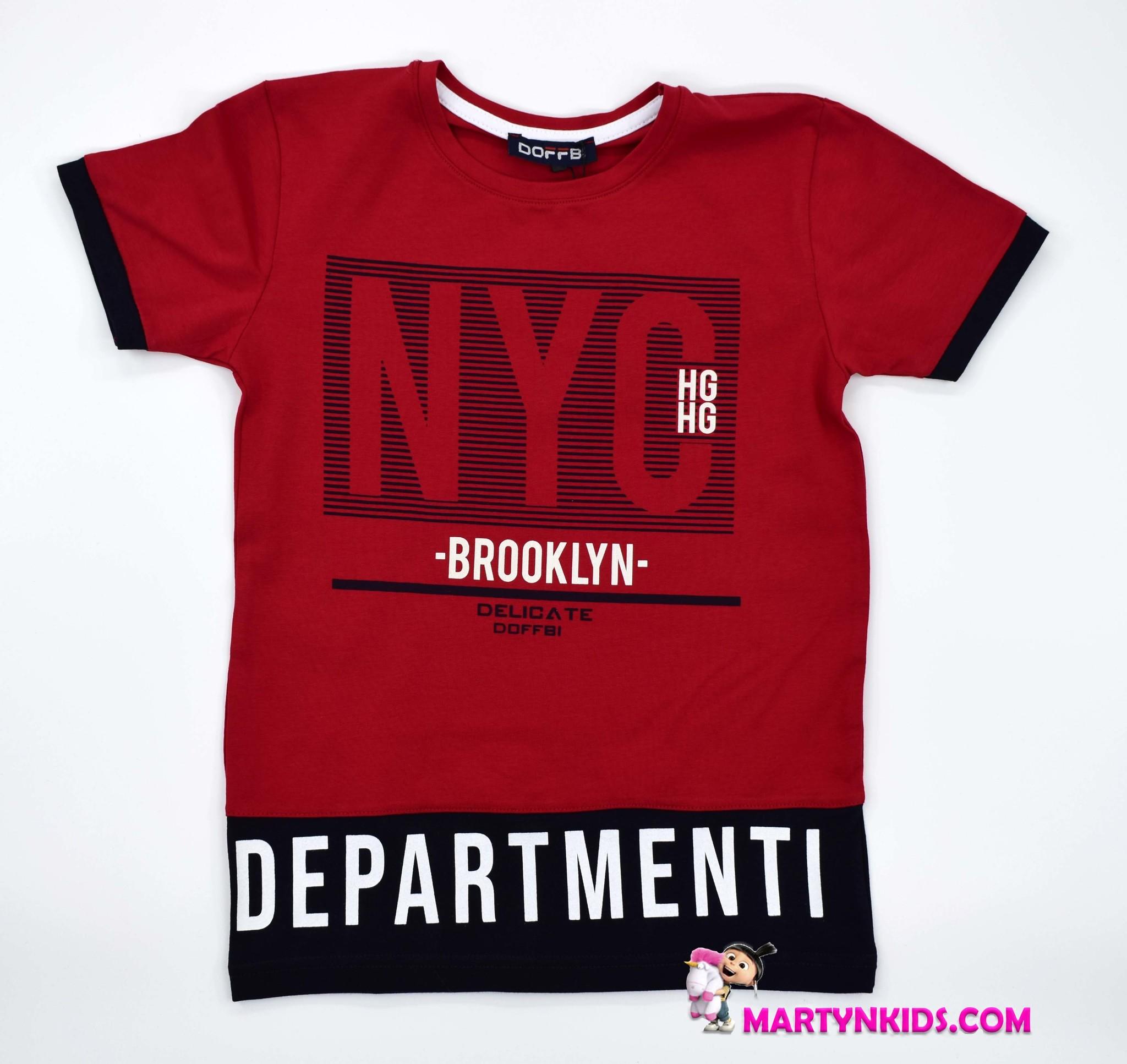 2185 футболка NYC