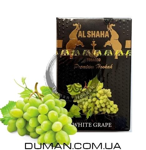 Табак Al Shaha White Grape (Эль Шаха Белый Виноград)