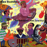 Alex Rostotsky ‎/ I Remember Joe Zawinul (CD+DVD)