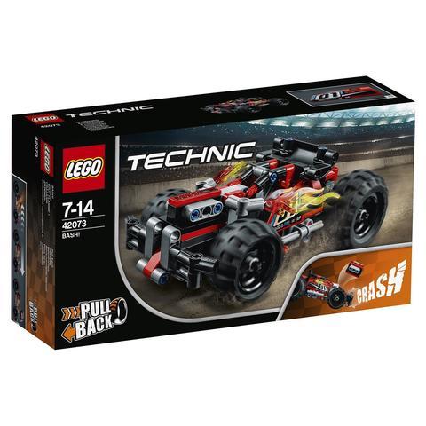 LEGO Technic: Красный гоночный автомобиль 42073 — BASH — Лего Техник