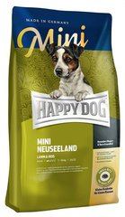 Корм для собак мелких пород Happy Dog Supreme - Mini Neuseeland с ягненком