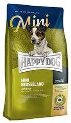Корм для собак мелких пород Happy Dog Supreme - Mini Neuseeland с ягненком