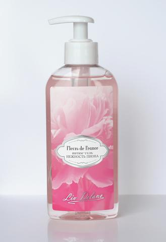 Liv delano Fleurs de France Интим-гель Нежность пиона 300г
