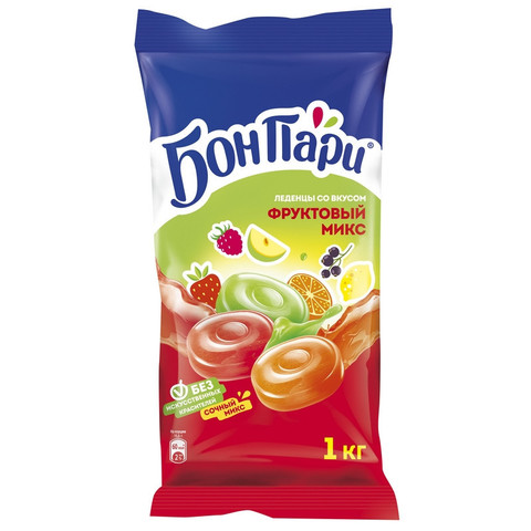 Конфеты Бон Пари ассорти (1 кг)