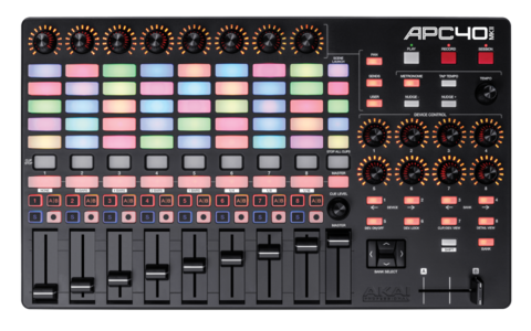 MIDI-контроллер Akai APC40 MK2