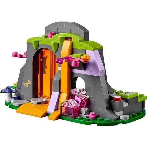 LEGO: Лавовая пещера дракона огня 41175