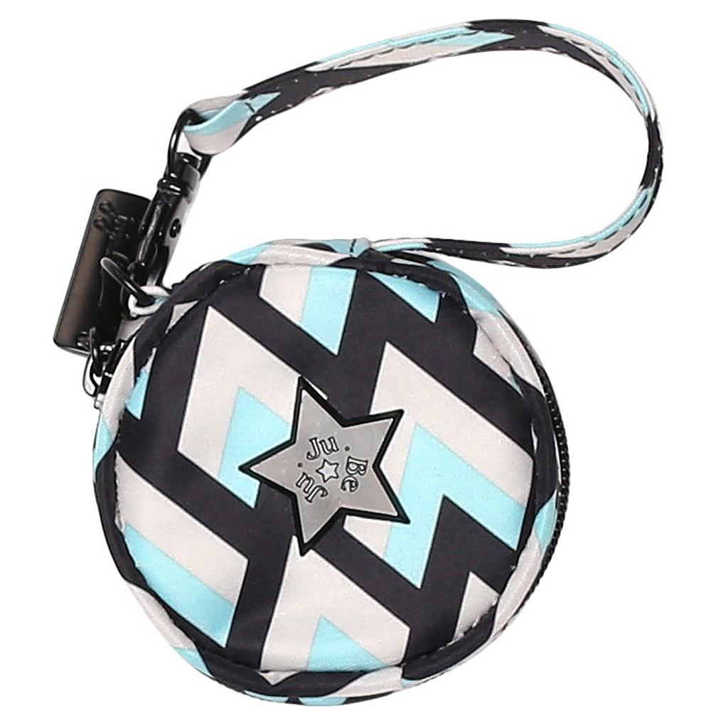 #Сумочка для пустышек Ju-Ju-Be Paci Pod Onyx Black Diamond