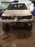 Покраска раптором автомобиля - защитное покрытие RAPTOR U-POL фото-2