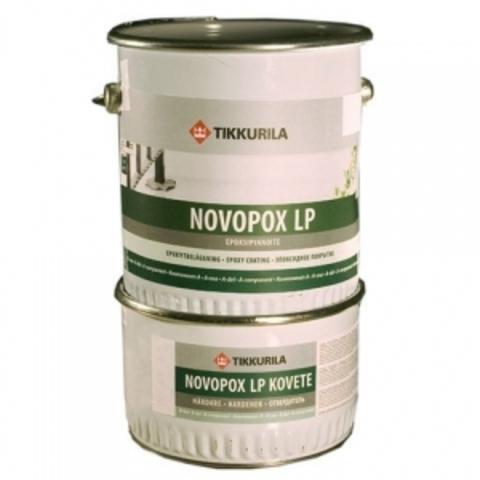 Tikkurila Novopox / Тиккурила новопокс двухкомпонентное эпоксидное покрытие для пола