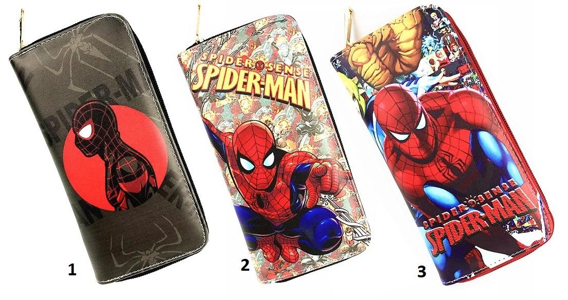 Человек паук кошелек в ассортименте