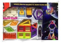 Магнитный конструктор 58 деталей  Magical Magnet