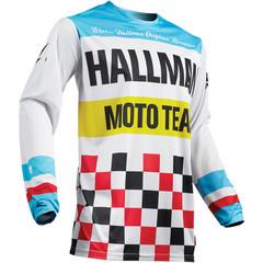 Hallman Hopetown / Бело-голубой