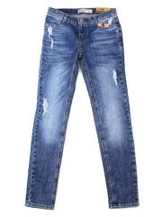 GJN009685 джинсы для девочек, медиум-айс