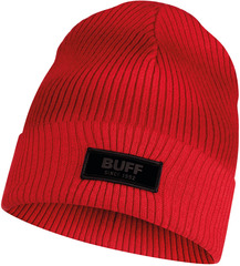Вязаная шапка Buff Hat Knitted Marik Red