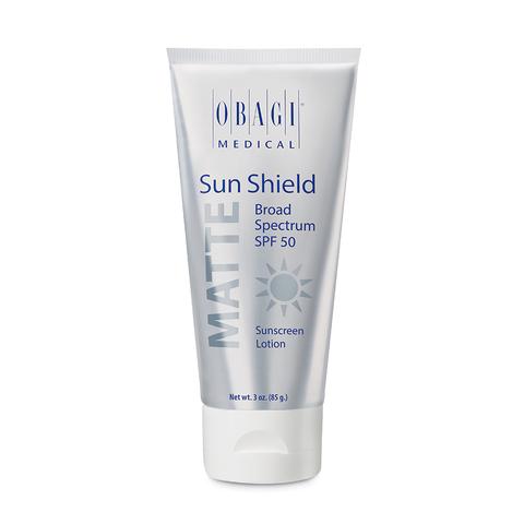 Cолнцезащитное средство с матирующим эффектом Obagi Sun Shield Matte Broad Spectrum SPF 50, 85 гр