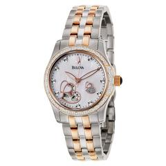 Наручные часы Bulova Diamonds 98P114