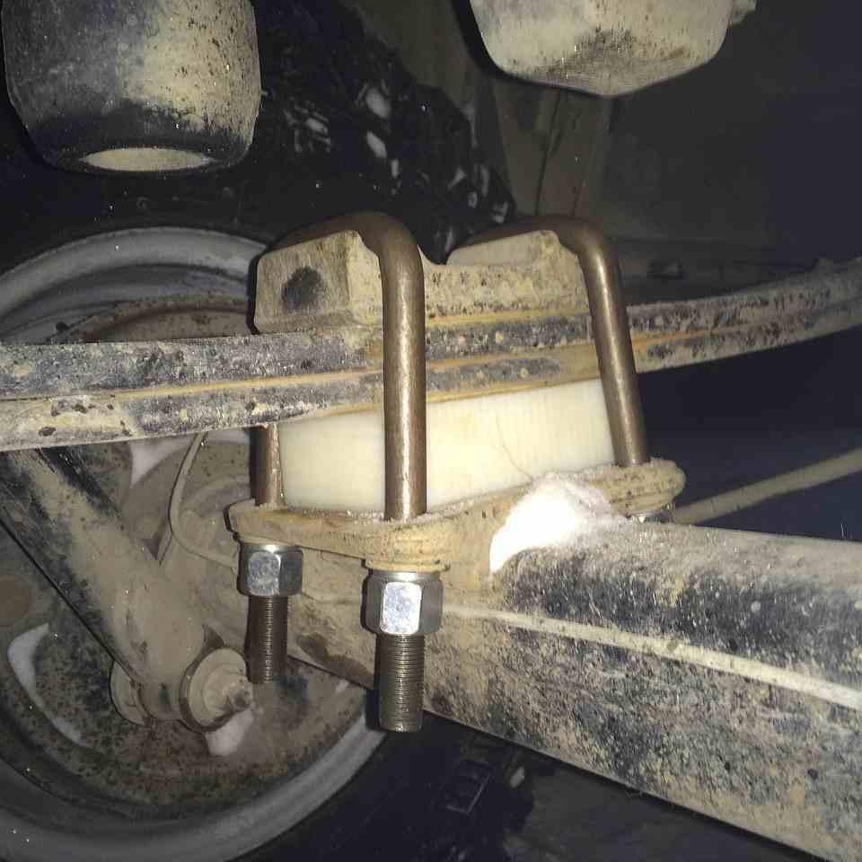 Лифт подвески Соболь 4х4 фото-1