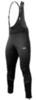 Утеплённый лыжный костюм 905 Victory Code Dynamic 2019 Black с высокой спинкой мужской