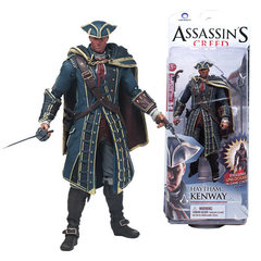 Assassin's Creed III Haytham Kenway