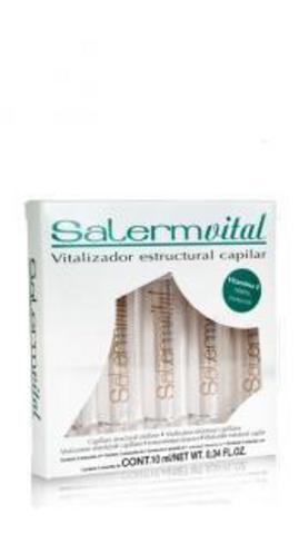 Концентрированный витаминизирующий флюид, ампулы Salerm Cosmetics,(5шт.х10мл.)