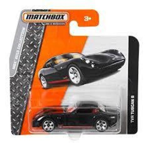Matchbox Die-Cast Vehicle