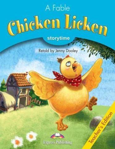 Chicken Licken. Книга для учителя
