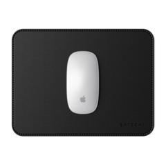 Коврик Satechi Eco Leather Mouse Pad для мыши. Эко-кожа, черный