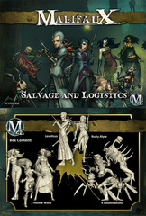 Salvage and Logistics. Leveticus Box Set