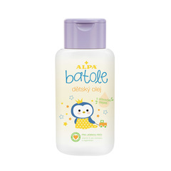 BATOLE Детское масло с оливковым маслом, 200 мл.