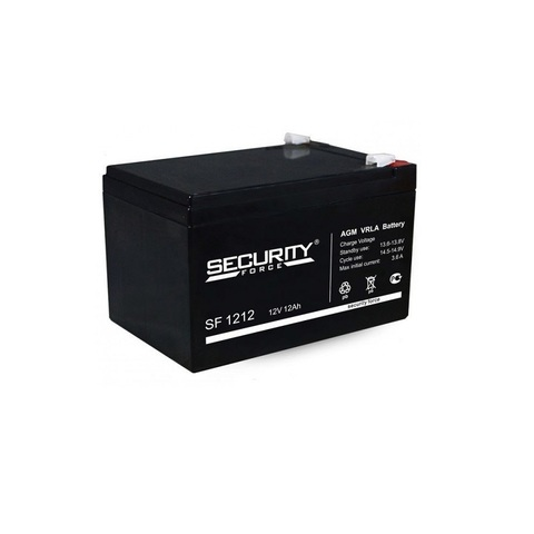 Аккумулятор для эхолота Security Force SF-1212