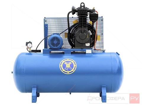 Поршневой компрессор АСО С415М1