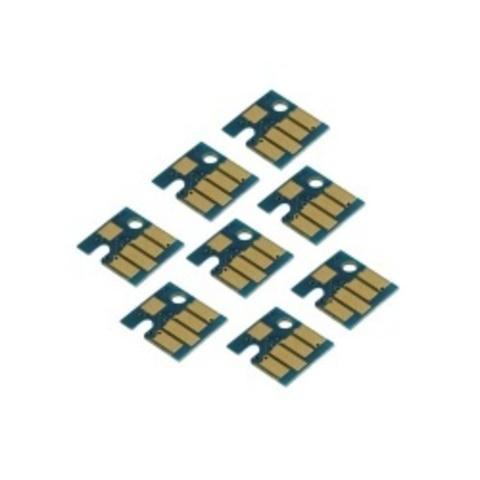Чипы для ПЗК к Canon PIXMA PRO-100, PRO-100S (CLI-42), комплект 8 цветов