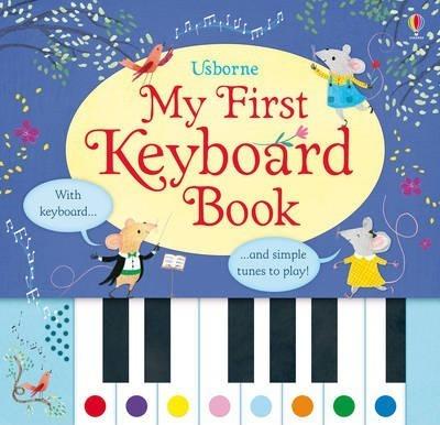 Kitab My First Keyboard Book   Sam Taplin