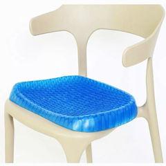Подушка на сидение силиконовая Соты