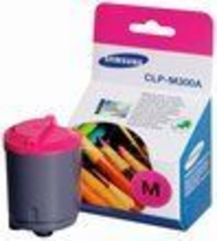 Картридж Samsung CLP-M300A для принтеров Samsung CLP-300/300N/CLX-2160/2160N/3160N/3160FN