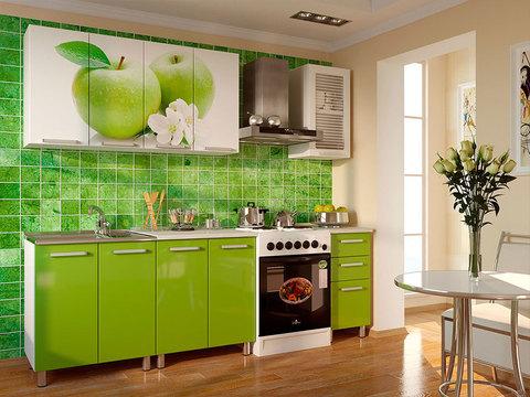 Кухня 1,8м Фруттис БТС Фотопечать