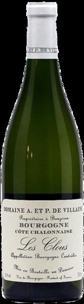 Domaine De Villaine Bourgogne Cote Chalonnaise Les Clous Aime