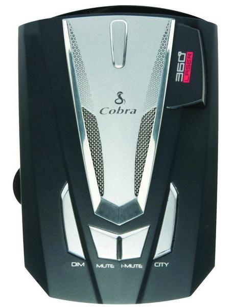 Автомобильный радар-детектор Cobra RU 830